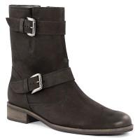 Schwarzer Schnallen-Stiefel von Gabor Comfort