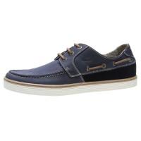 Blauer camel activer Schuh in Übergröße für Herren